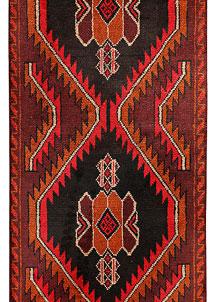 Multi Colored Baluchi 2' 9 x 13' - No. 70538