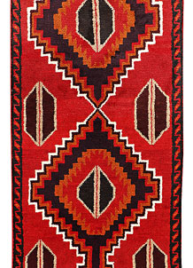 Red Baluchi 2' 8 x 12' 6 - No. 70556