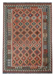 Multi Colored Kilim 5' 2 x 8' 5 - No. 70567