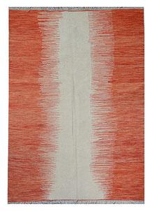 Multi Colored Kilim 5' 7 x 8' - No. 70589