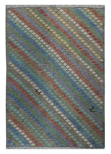 Multi Colored Kilim 5' 5 x 7' 8 - No. 70596