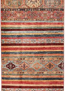 Multi Colored Kazak 2' 9 x 7' 10 - SKU 70896