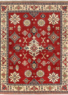 Firebrick Kazak 7' 11 x 10' - SKU 71056