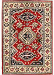 Firebrick Kazak 6' 9 x 9' 9 - SKU 71084
