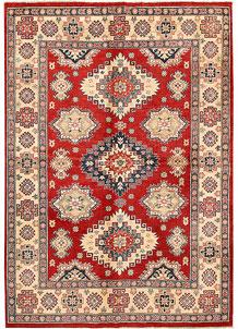 Firebrick Kazak 6' 9 x 9' 4 - SKU 71087