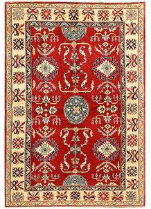 Firebrick Kazak 6' x 8' 10 - SKU 71104