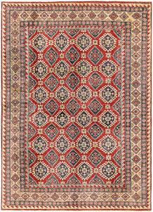 Brown Kazak 8' 1 x 11' 5 - SKU 71140
