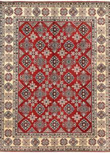 Firebrick Kazak 8' 10 x 11' 10 - SKU 71141