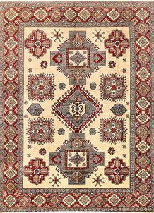Blanched Almond Kazak 8' 2 x 11' 2 - SKU 71143