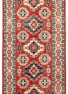 Red Kazak 2' 8 x 9' 8 - SKU 71158
