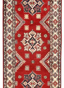 Red Kazak 2' 7 x 9' 10 - SKU 71165