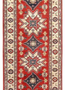 Orange Red Kazak 2' 9 x 9' 7 - SKU 71168