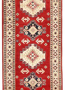 Red Kazak 2' 10 x 9' 9 - SKU 71169