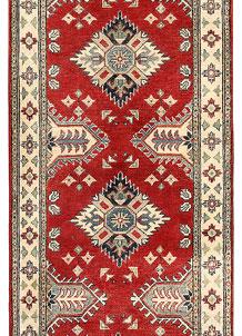 Red Kazak 2' 7 x 9' 5 - SKU 71170
