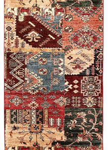 Multi Colored Kazak 2' 8 x 9' 6 - SKU 71190