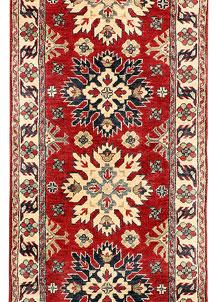 Red Kazak 2' 6 x 9' 6 - SKU 71225