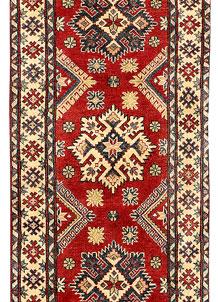 Red Kazak 2' 8 x 9' 7 - SKU 71226