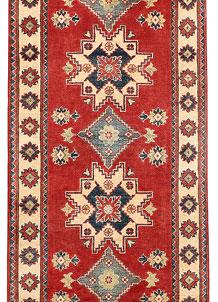 Red Kazak 2' 9 x 9' 9 - SKU 71228