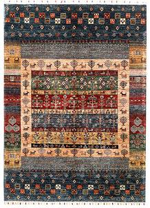 Multi Colored Kazak 5' x 6' 9 - SKU 71229