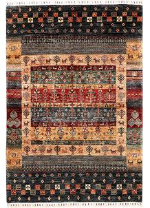 Multi Colored Kazak 4' 11 x 7' - SKU 71232
