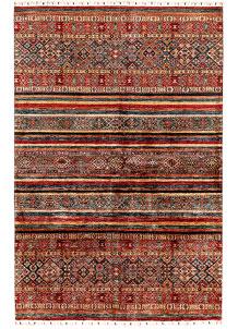 Multi Colored Kazak 6' x 8' 11 - SKU 71267