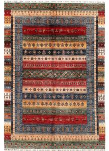 Multi Colored Kazak 6' 11 x 9' 10 - SKU 71277