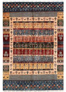 Multi Colored Kazak 7' x 9' 10 - SKU 71280