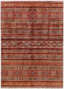 Multi Colored Kazak 8' 9 x 12' 1 - SKU 71286