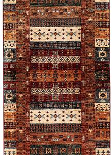Multi Colored Kazak 2' 8 x 7' 9 - SKU 71287