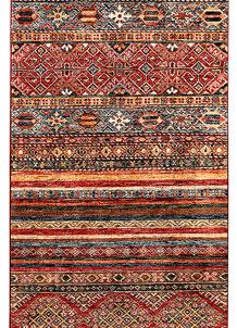 Multi Colored Kazak 2' 7 x 9' 9 - SKU 71293