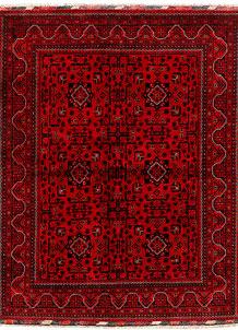 Firebrick Khal Mohammadi 5' 1 x 6' 6 - SKU 71305