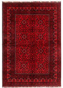 Firebrick Khal Mohammadi 5' 5 x 8' 1 - SKU 71308