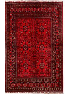 Firebrick Khal Mohammadi 5' 3 x 7' 10 - SKU 71310