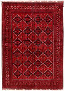 Firebrick Khal Mohammadi 7' 10 x 11' - SKU 71312