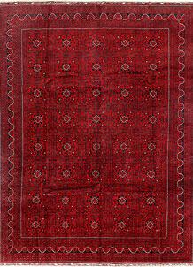 Firebrick Khal Mohammadi 9' 9 x 12' 10 - SKU 71313