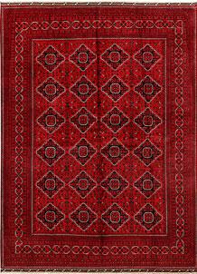 Firebrick Khal Mohammadi 8' 2 x 11' 1 - SKU 71314
