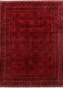 Firebrick Khal Mohammadi 9' 7 x 12' 8 - SKU 71316