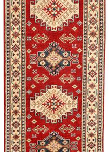 Red Kazak 2' 6 x 9' 2 - SKU 71318
