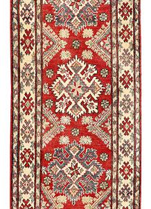 Red Kazak 2' 7 x 15' 7 - SKU 71327