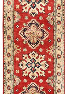 Red Kazak 2' 7 x 9' 9 - SKU 71328