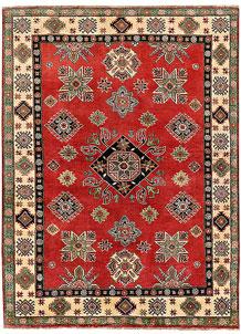 Red Kazak 5' x 6' 9 - SKU 71335