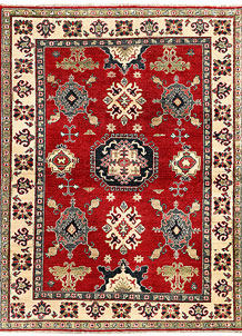 Red Kazak 5' x 6' 8 - SKU 71338