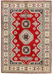 Red Kazak 6' 6 x 9' 3 - SKU 71350
