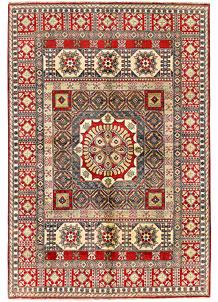 Multi Colored Mamluk 6' 7 x 9' 9 - SKU 71351