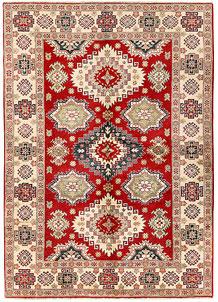 Red Kazak 6' 6 x 9' 9 - SKU 71352