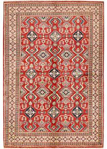 Red Kazak 6' 8 x 9' 9 - SKU 71353