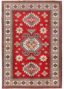 Red Kazak 6' 5 x 9' 7 - SKU 71354