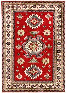 Red Kazak 6' 6 x 9' 4 - SKU 71357