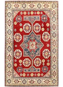 Red Kazak 7' 8 x 11' 1 - SKU 71363