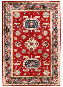 Red Kazak 6' 7 x 9' 5 - SKU 71366